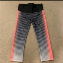 Womens Gap Gfast Capri Leggings Workout Size Xs Photo