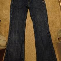 Women's Gap Low Rise Boot Cut Perfect Condition Euc Size 4 Photo