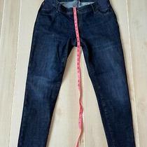 Women's Gap Maternity True Skinny  Denim Jeans Size 32 Photo