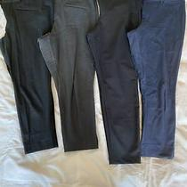 Women's Gap Pants Size 33/16 Lot of 4 Cropped Photo