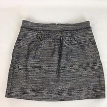 Women's Gap Shimmer Tweed Skirt-Size 6  Photo