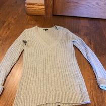 Women's Gap Size Xs Gray Luxe Sweater Photo