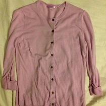 Women's Gap Superfine Violet Colored Sweater Xs Photo