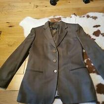 Women's Giorgio Armani 100% Cashmere Blazer  Size 14 16 Photo