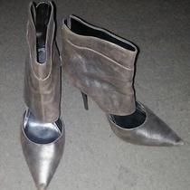 Women's Gold Aldo Shoes Photo