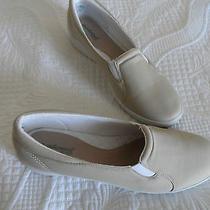 Womens Grasshopper Jenson Keds Tennis Shoestan Size 9 Medsmall Wedgeeuc  Photo