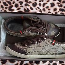 Women's Gucci Sneakers. Size 36 Photo