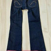 Women's Guess Jeans Sweetheart Flare   Denim Jeans Size 28 Photo