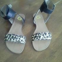 Women's Guess Sandals Size 8m New in Box Photo