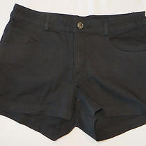 Women's H & M Black Shorts Size 6 Photo