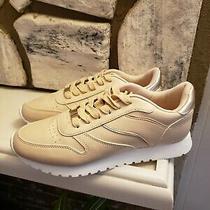 Women's H & M Blush Sneakers - Size 39/8.5  Nwot Photo