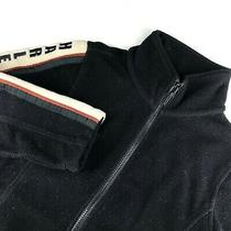 Women's Harley-Davidson Black Fleece Casual Jacket Coat Size - Xs Photo