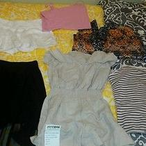 Women's Huge Lot of Sizes O to Small Summer Fun Clothes  Photo