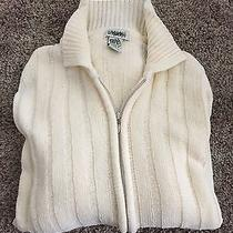 Women's Ivory Classic Elements L Knit Sweater Photo