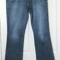 Women's Jeans Levi's 515 Boot Cut Blue Size 12 Photo