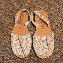 Women's Jeffrey Campbell Printed Sandal Size 40 (8) Photo