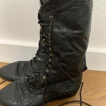 Womens Jeffrey Campbell Victorian Boots  7.5 Photo