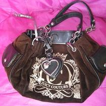 Women's Juicy Couture Pocketbook Handbag Photo