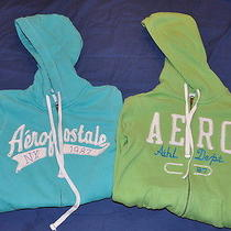 Women's/junior's Aeropostale and American Eagle  Hoodie & Jacket Lot - Size S Photo