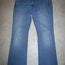 Women's Juniors Levi's 545 Low Boot Cut Jeans38