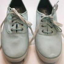 Womens Keds Sneakers Mint Green Size 10pre-Owned Ortholite Photo