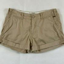 Womens Khaki Element Shorts Summer Beach Size 8 - Free Shipping Photo
