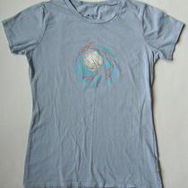Women's Ladies Columbia Outdoors Nature T Shirt Size Small S Photo