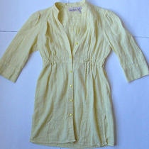 Women's Ladies Dkny Top Shirt Size Small S Photo