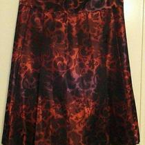 Women's Lane Bryant Holiday Skirt Size 24 Photo