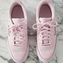 Women's Light Baby Pink Reebok Sneakers Size 9 Shoes Athletic Pastel Almost New Photo