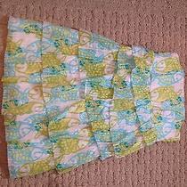 Women's Lilly Pullitzer Fish Print Dress Size 4 Photo