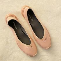 Women's Lissom Flyte Blush Pink Ballet Flats 8 New Without Box Photo