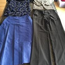 Women's Lot of Clothes Size 8 Photo