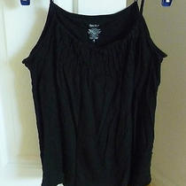 Women's Lot of Two Top Tank Black Gap  and Masimo Photo