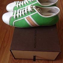 Women's Louis Vuitton Fashion Sneaker Size 40 Photo