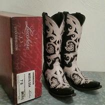 Women's Lucchese Custom Studded Boots  Photo