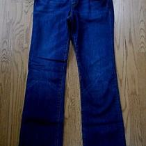 Women's Lucky Brand Dungarees Maternity Blue Jeans Pants Size S Small Photo