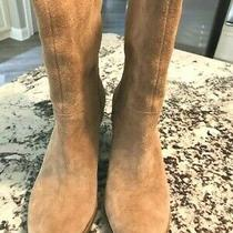 Women's Lucky Brand Embrleigh Slouch Mid Shaft Boots Suede Size 8.5 Photo