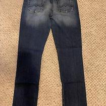 Womens Lucky Brand Sweet &  Straight Medium Wash Jeans W/ Stretch Size 6/28 Euc Photo