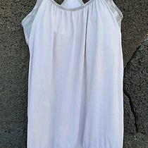 Womens Lululemon No Limit Yoga Tank Top Blazer Fossil Grey Sz 4 Photo