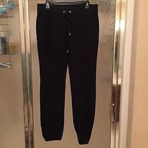 Women's Medium Express Black Joggers Sweat Pants Photo