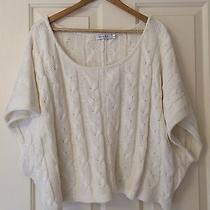 Women's Mink Pink Knit Jumper Size L Indie Grunge Hipster Photo
