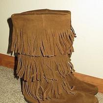 Women's Minnetonka Boots 7 Photo