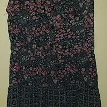 Women's Mossimo Supply Co. Summer Dress 100% Polyester  Super Cute Size... Photo