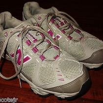 Women's New Balance 609 Abzorb Tan Pink All Terrain Running Shoes Size 9 Wt609od Photo
