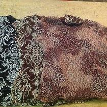 Women's New Lot of 3 Tops Size L Elements Photo