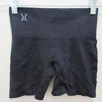 Women's New Yummie Tummie Tina Shorts Shaper Shapewear Black Slimmer Size S/m Photo