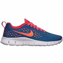 Women's Nike Free Express (Gs) Running Shoes -Size 8 (7y) -641862 400  New  Photo