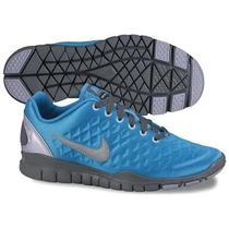 Women's Nike Free Tr Fit Winter Running Sneakers Size 8.5 Aqua  469767 New Photo