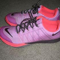 Women's Nike Lunar Cross Element Athletic Shoes Sz 11  Photo
